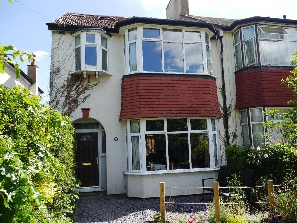 4 Bedrooms Terraced House for sale in Shirley