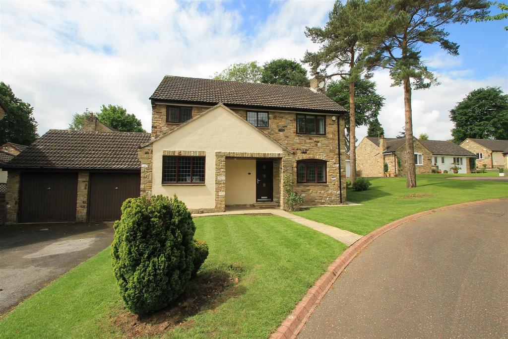 4 Bedrooms Detached House for sale in 1 Nichols Close, Wetherby LS22 6GQ
