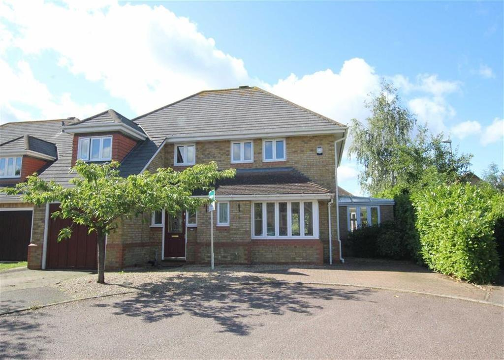 4 Bedrooms Detached House for sale in 11, Chestnut Drive, Brackley