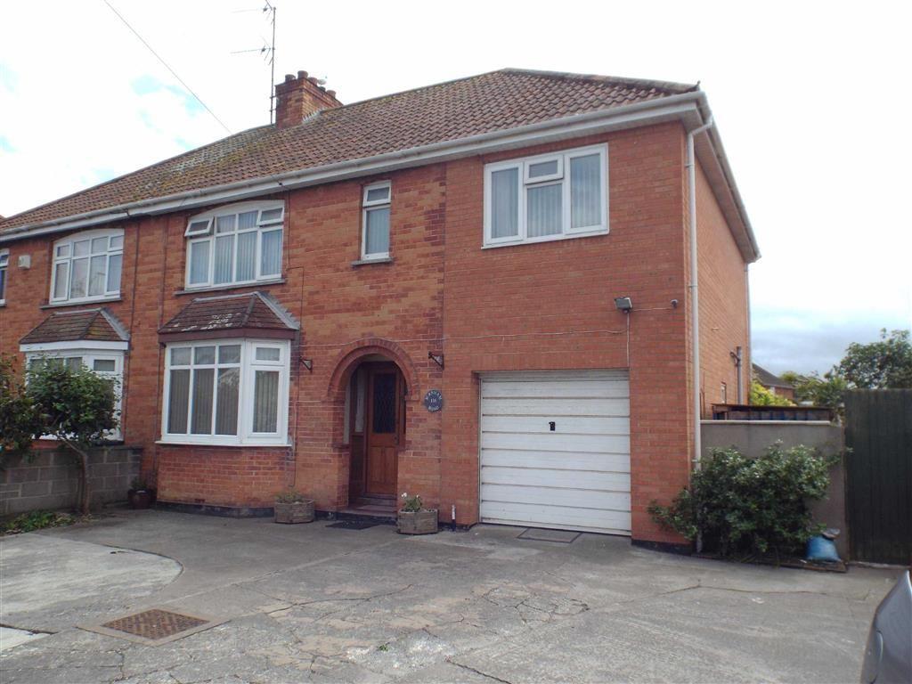 5 Bedrooms Semi Detached House for sale in Burnham Road, Highbridge