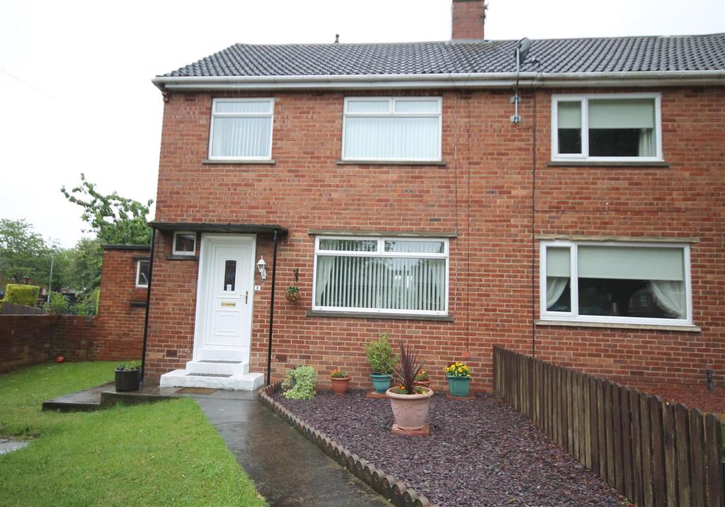 3 Bedrooms House for sale in Bede Grove, West Cornforth, Ferryhill