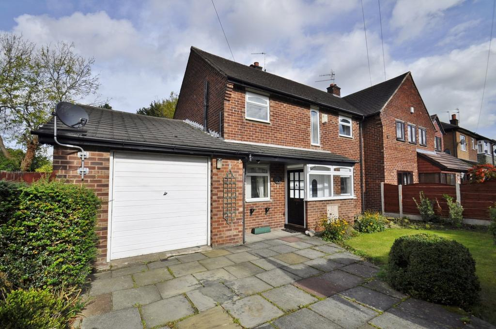 3 Bedrooms Semi Detached House for sale in South Parade, Bramhall,