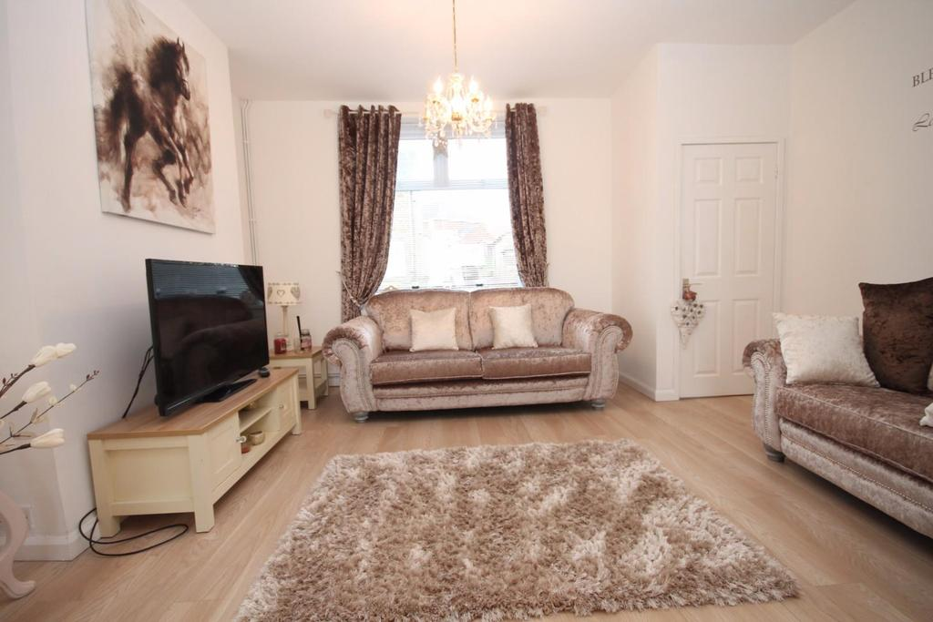 2 Bedrooms Terraced House for sale in Cooperative Terrace, Stanley, Crook