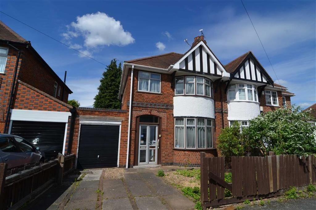 3 Bedrooms Semi Detached House for sale in Ainsdale Road, Western Park