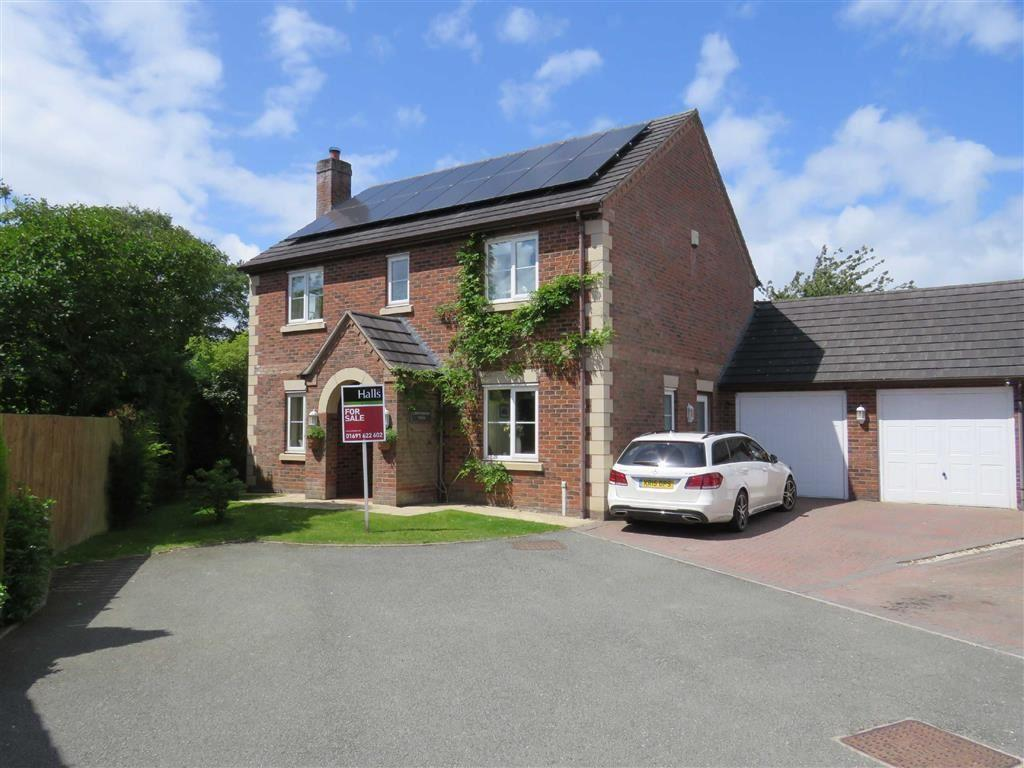 4 Bedrooms Detached House for sale in Shrewsbury Road, Cockshutt, SY12