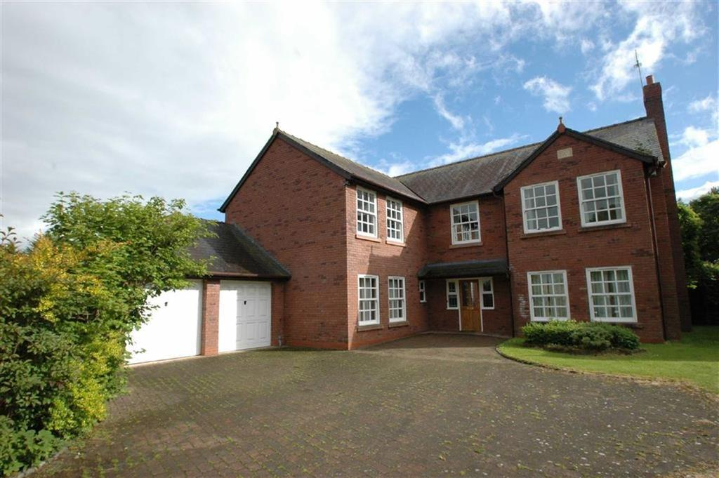 4 Bedrooms Detached House for sale in The Parklands, Chester Road, Rossett