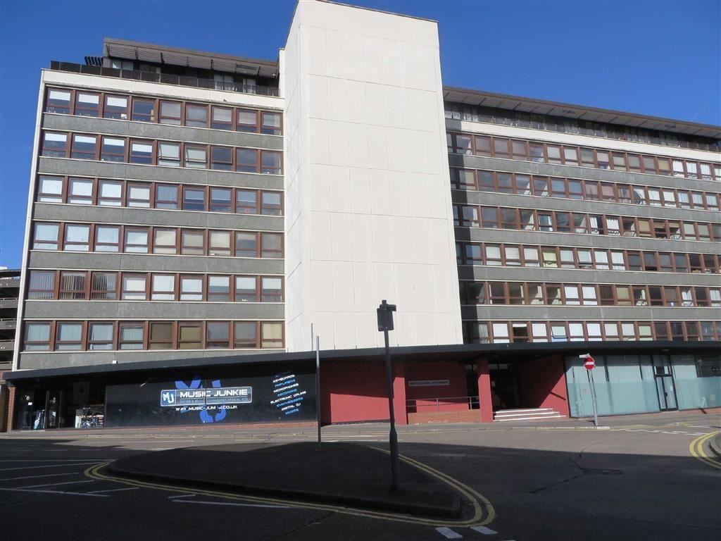 2 Bedrooms Apartment Flat for sale in Metropolitan Apartments, Leicester