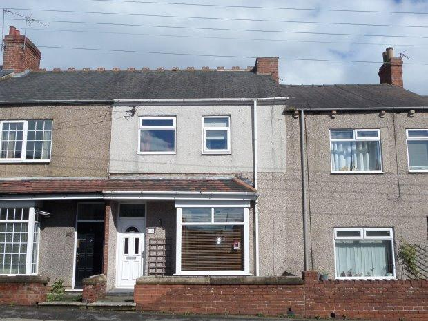 3 Bedrooms Terraced House for sale in REGENT TERRACE, FISHBURN, SEDGEFIELD DISTRICT