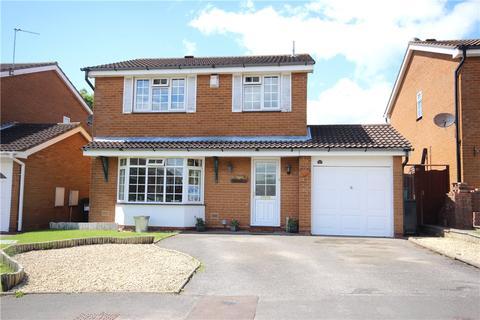 4 bedroom detached house for sale - Sandhills Crescent, Solihull, West Midlands, B91