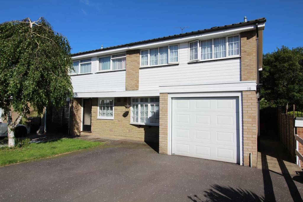 4 Bedrooms Semi Detached House for sale in Craiston Way, Chelmsford, Essex, CM2