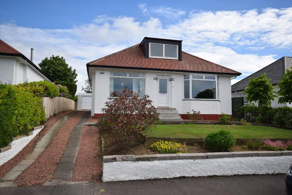 4 Bedrooms Bungalow for sale in Mansefield Crescent, Clarkston, Glasgow, G76 7EB