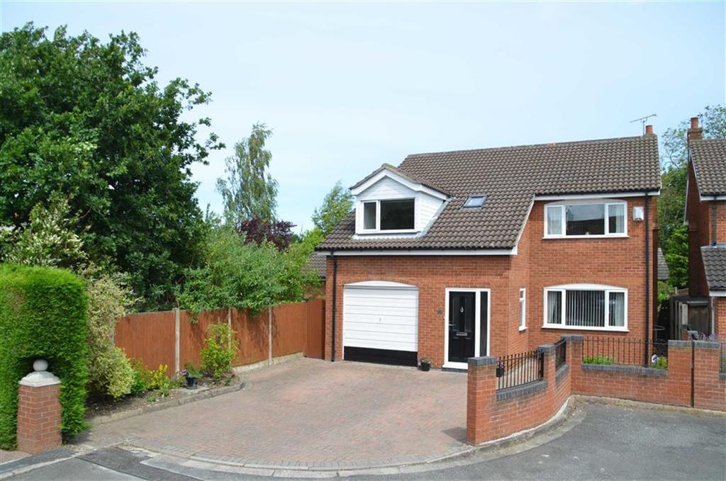 4 Bedrooms Detached House for sale in Warrington Avenue, Whitby, Ellesmere Port