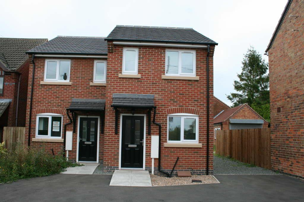2 Bedrooms Semi Detached House for sale in Merrylees Road, Newbold Heath