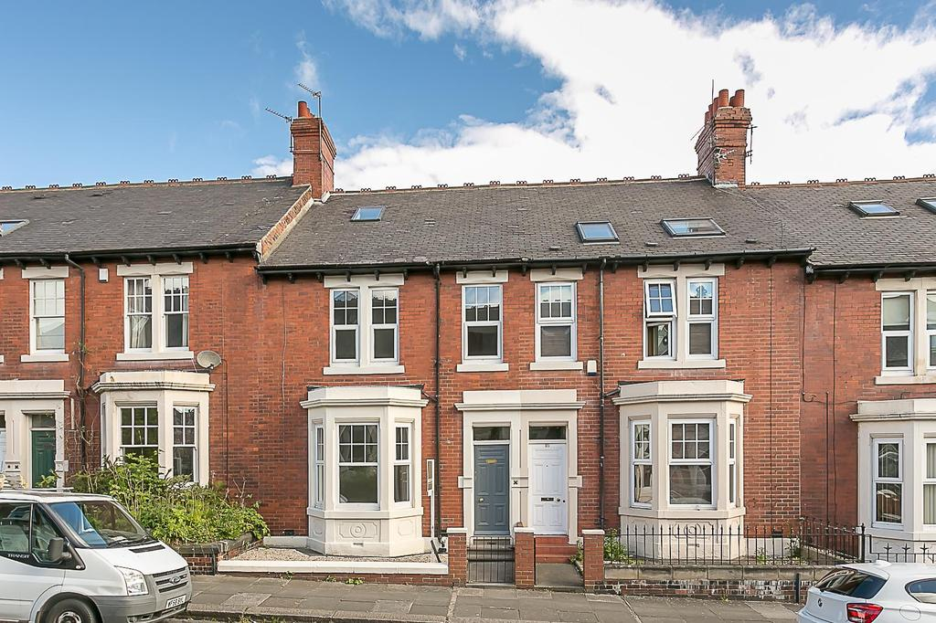 4 Bedrooms Terraced House for sale in Osborne Avenue, Jesmond, Newcastle upon Tyne