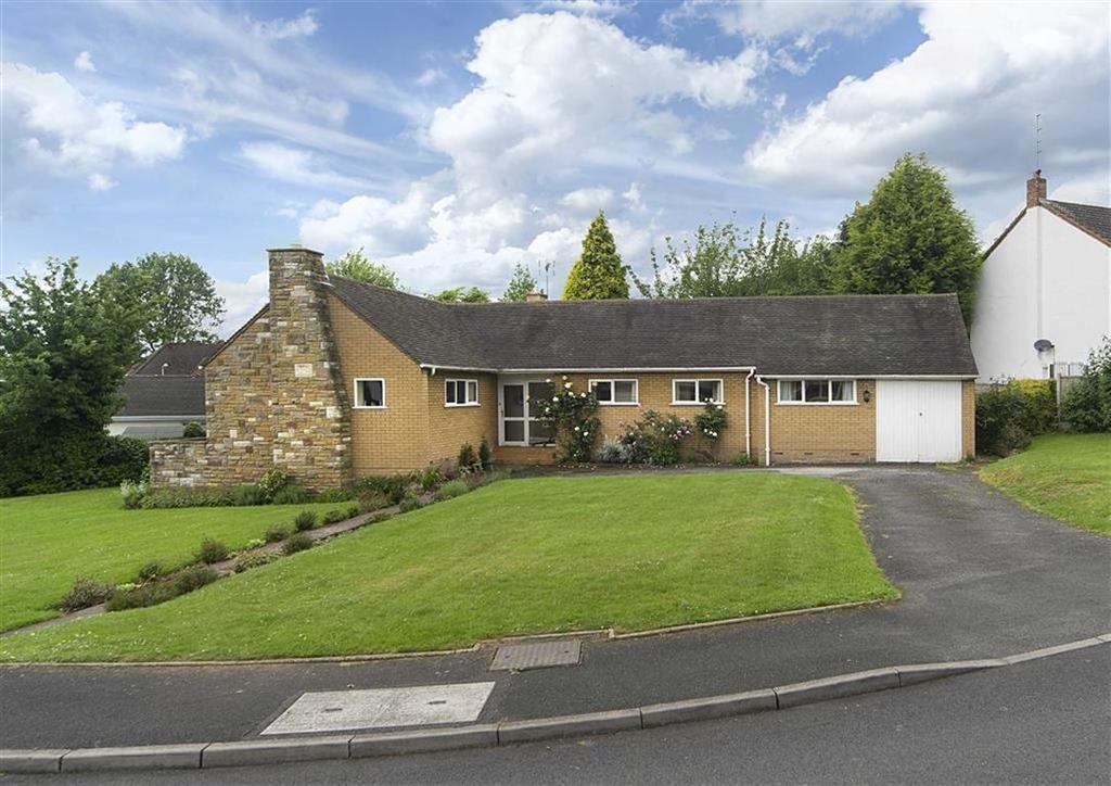 3 Bedrooms Detached Bungalow for sale in 14, Heath Hill Road, Wightwick, Wolverhampton, West Midlands, WV6