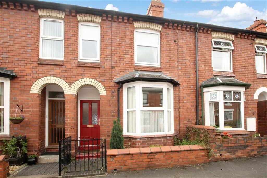 3 Bedrooms Terraced House for sale in Arundel Road, Oswestry