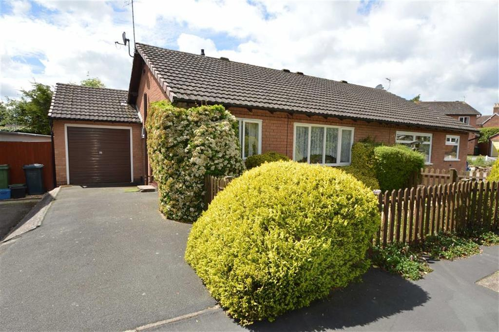 2 Bedrooms Bungalow for sale in 20, Orsons Meadow, Bicton Heath, SY3