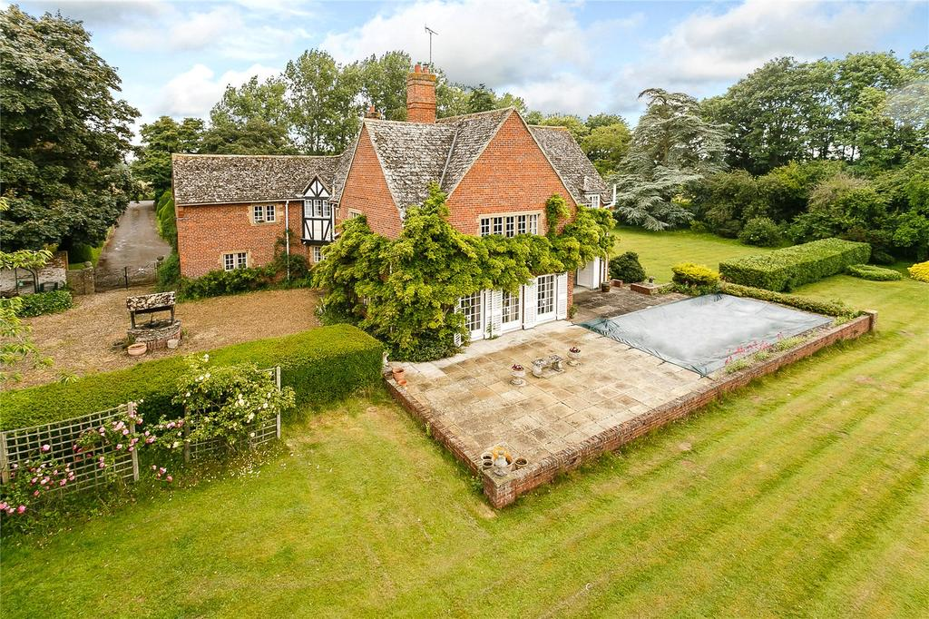 5 Bedrooms Detached House for sale in Oxford Road, Kingston Bagpuize, Abingdon, Oxfordshire
