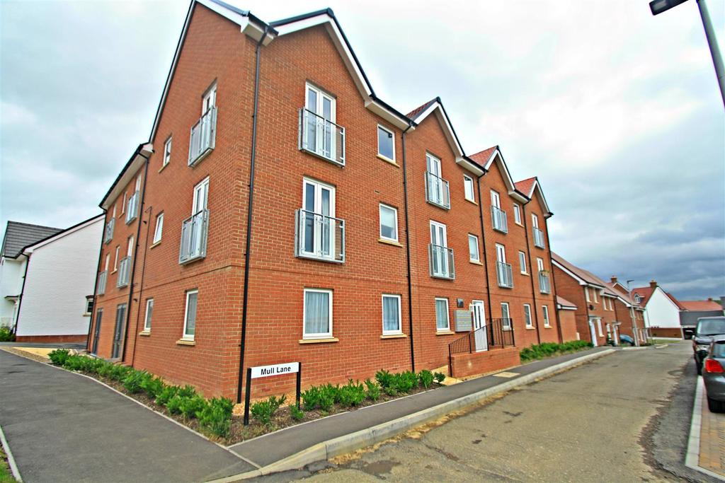 2 Bedrooms Apartment Flat for sale in Mull Lane, Newton Leys, Bletchley