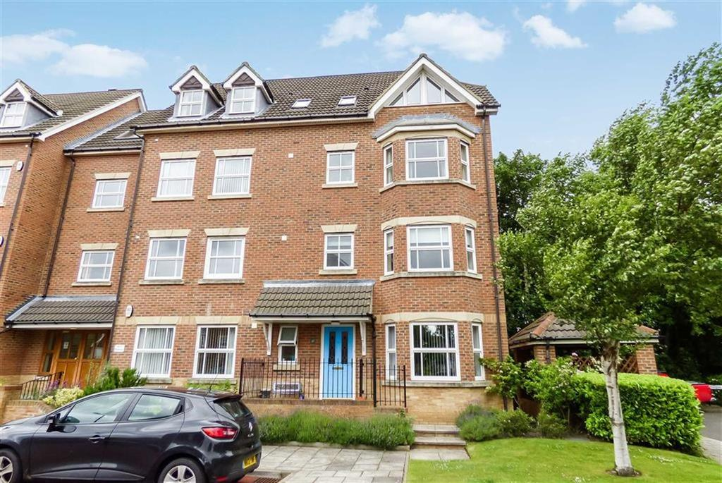 2 Bedrooms Flat for sale in Highbridge, Gosforth