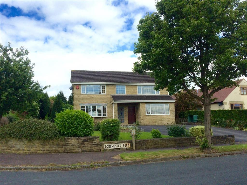 4 Bedrooms Detached House for sale in Dorchester Road, Fixby, Huddersfield, HD2