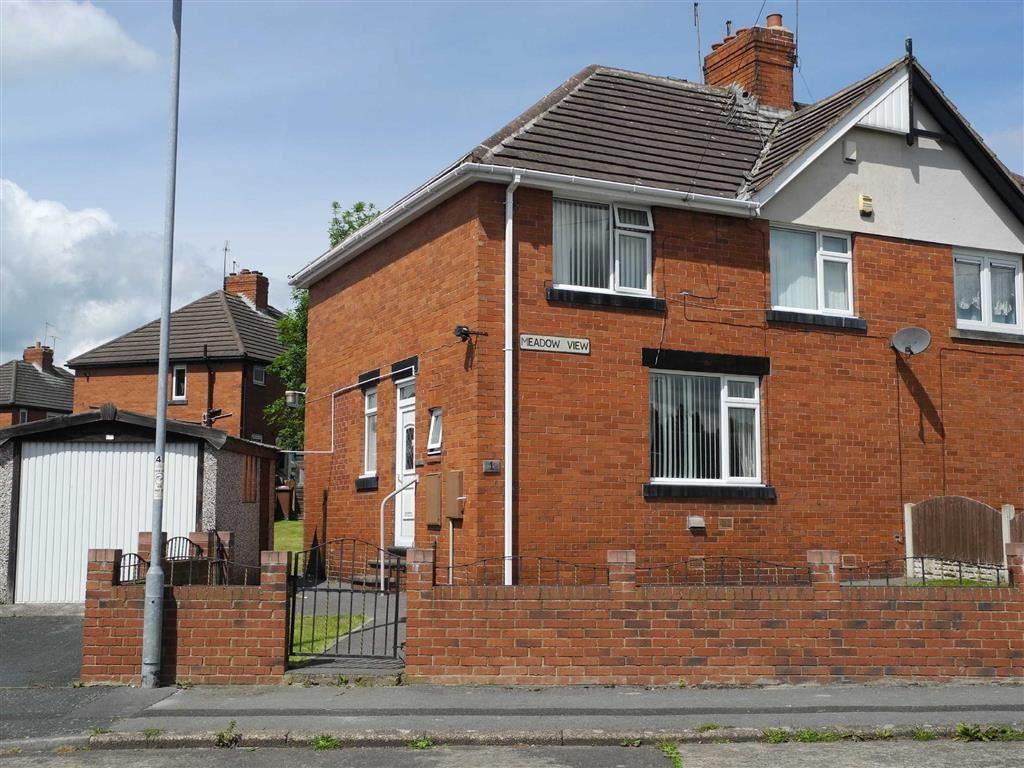 4 Bedrooms Semi Detached House for sale in Meadow View, Worsborough Bridge, Barnsley, S70