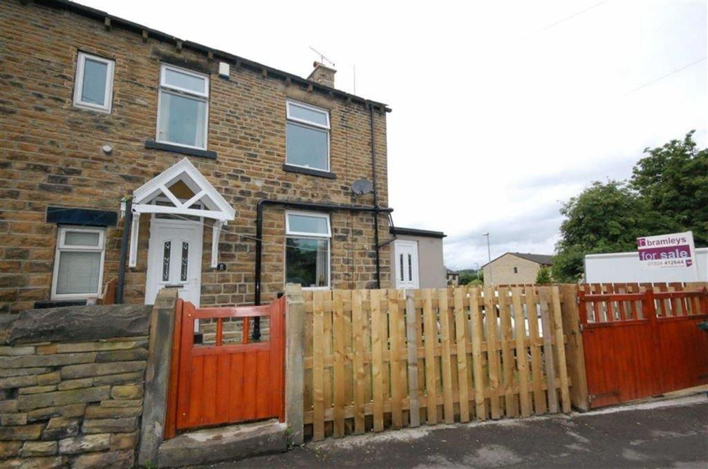 2 Bedrooms End Of Terrace House for sale in James Street, Liversedge, West Yorkshire, WF15