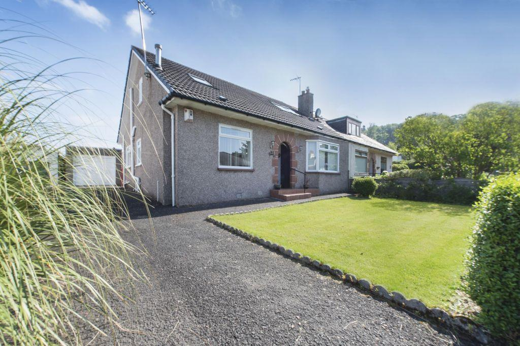 4 Bedrooms Semi Detached Bungalow for sale in 23 Overwood Drive, Kings Park, Glasgow, G44 5SG