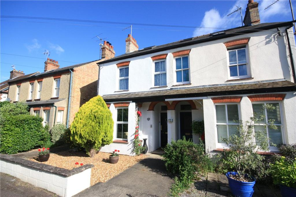4 Bedrooms Semi Detached House for sale in Bishops Road, Trumpington, Cambridge, CB2