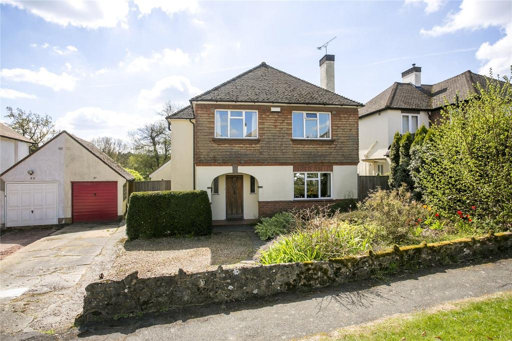 4 Bedrooms Detached House for sale in Marlborough Crescent, Sevenoaks, Kent