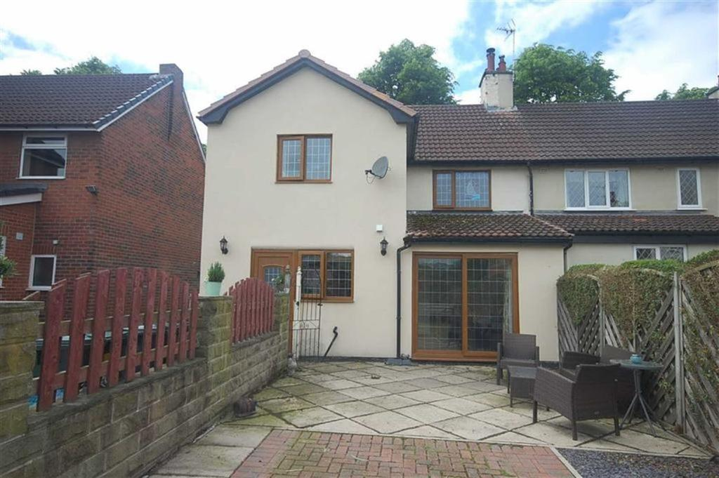 3 Bedrooms Semi Detached House for sale in Gregory Springs Road, Mirfield, WF14