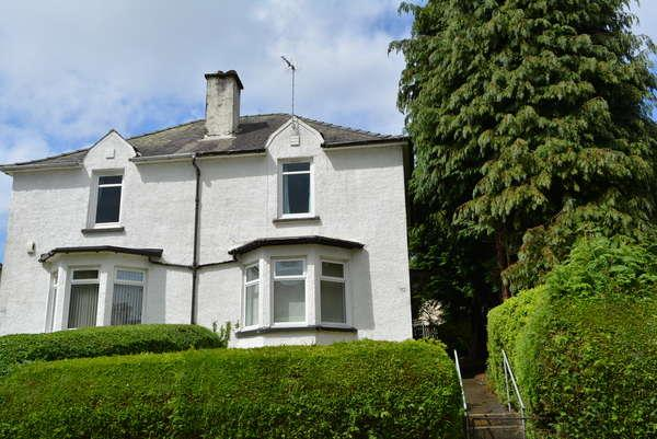 2 Bedrooms Semi-detached Villa House for sale in 145 Friarscourt Avenue, Knightswood, Glasgow, G13 2LE