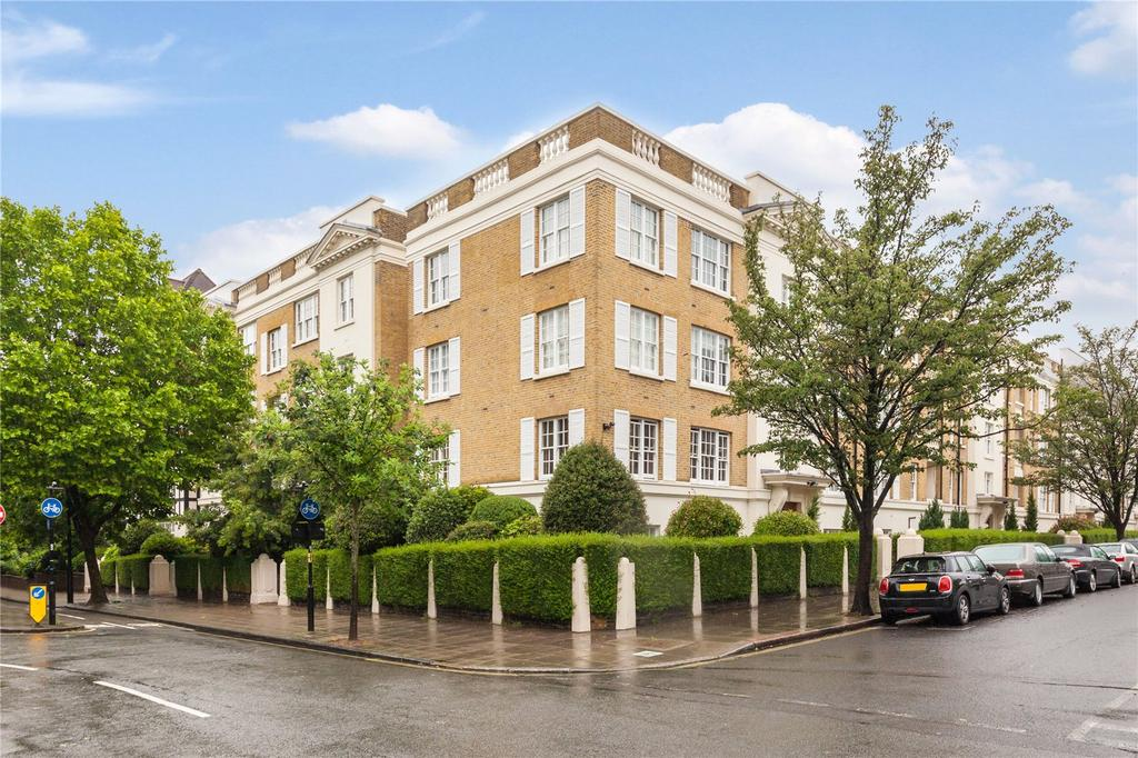 2 Bedrooms Flat for sale in Clifton Court, Northwick Terrace, London