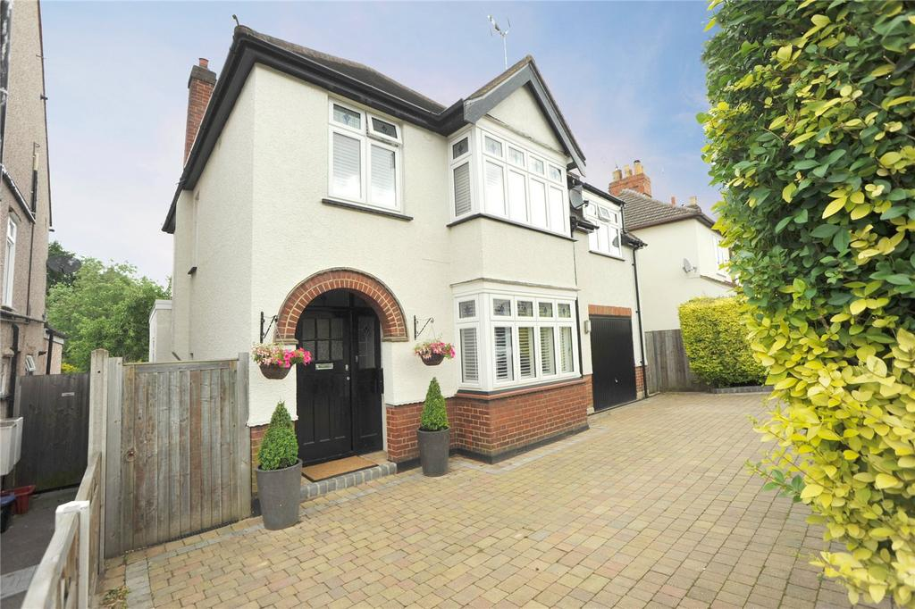 5 Bedrooms Detached House for sale in Cromwell Road, Warley, Brentwood, Essex, CM14