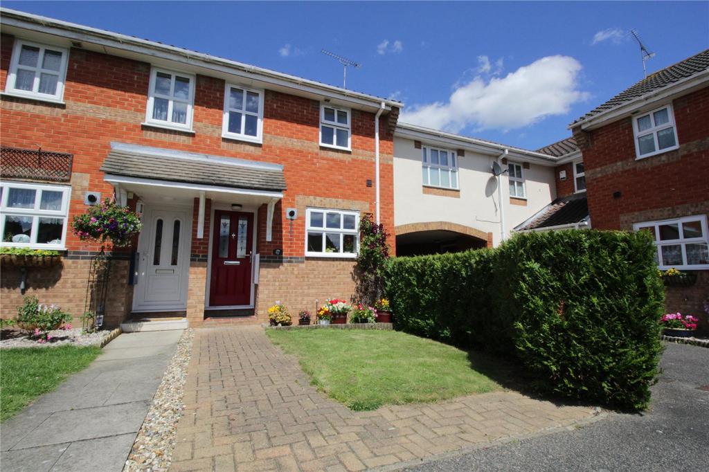 2 Bedrooms End Of Terrace House for sale in Northampton Grove, Langdon Hills, Essex, SS16