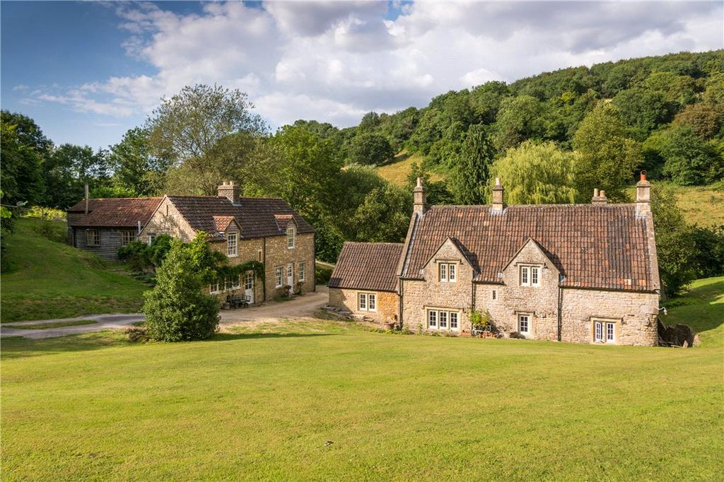 5 Bedrooms Detached House for sale in St. Catherine, Bath, Somerset, BA1