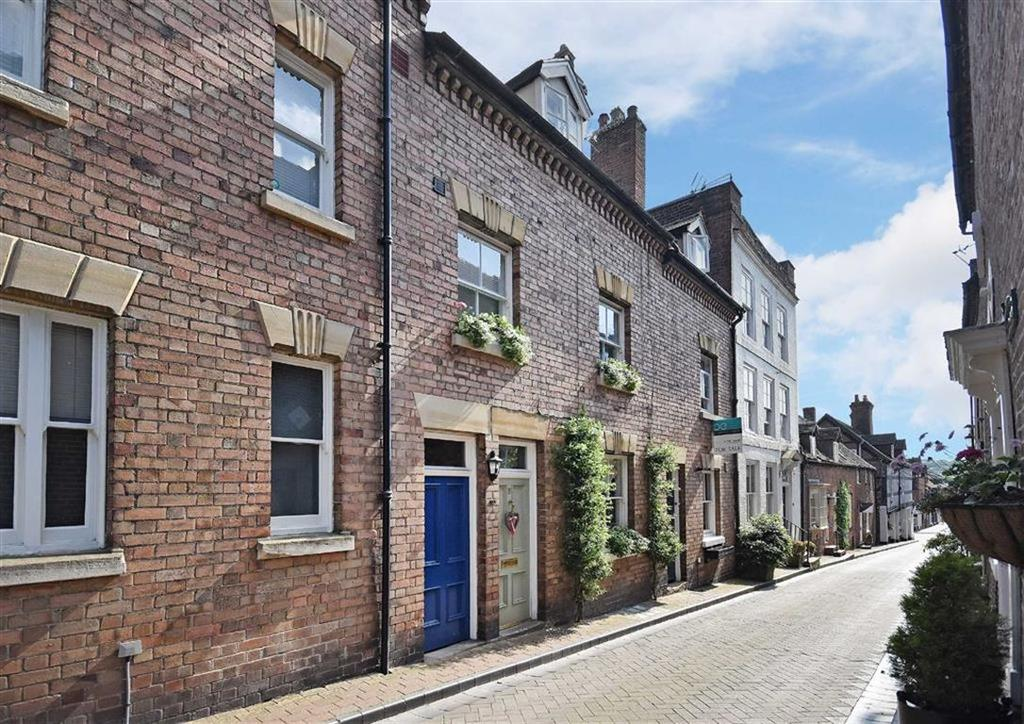 4 Bedrooms Town House for sale in 5, Church Street, High Town, Bridgnorth, Shropshire, WV16