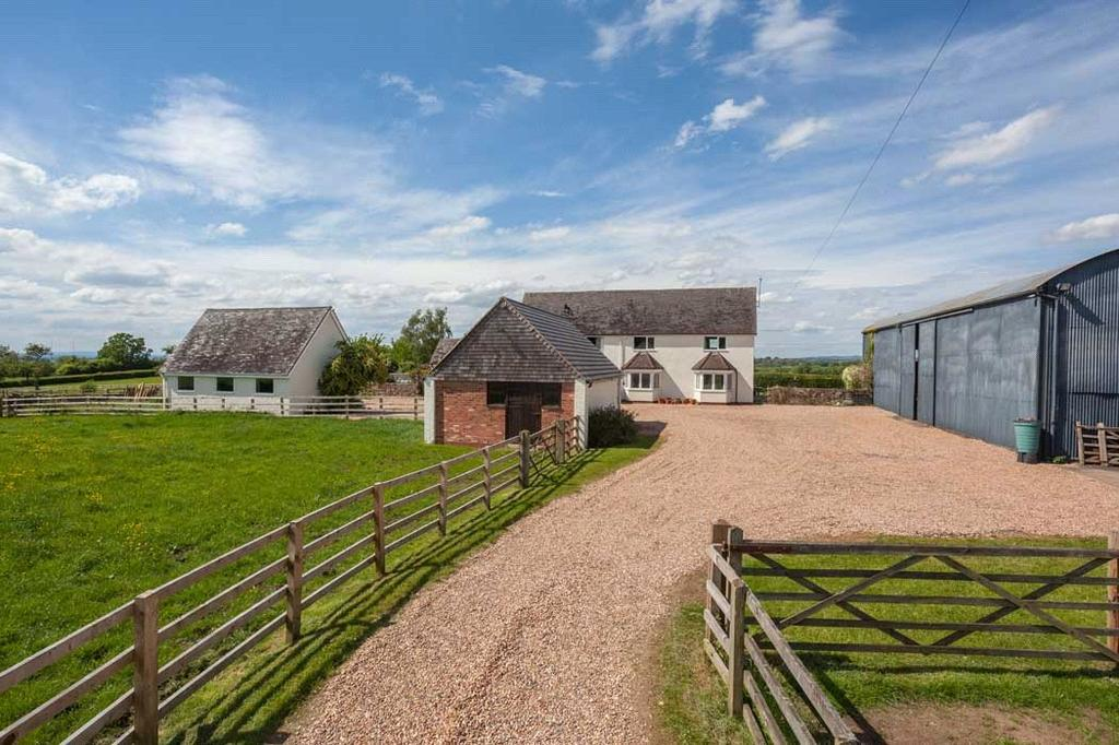 5 Bedrooms Farm House Character Property for sale in Nr Hanbury, Bromsgrove, Worcestershire, B60