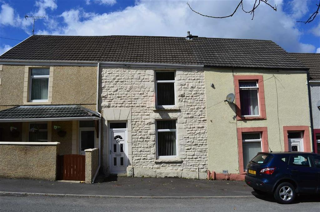 2 Bedrooms Terraced House for sale in Kilvey Road, Swansea, SA1