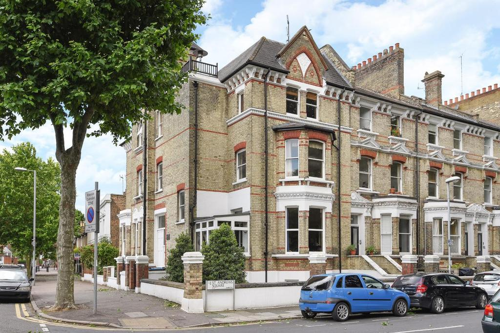 3 Bedrooms Flat for sale in St. Andrews Square, Surbiton, KT6