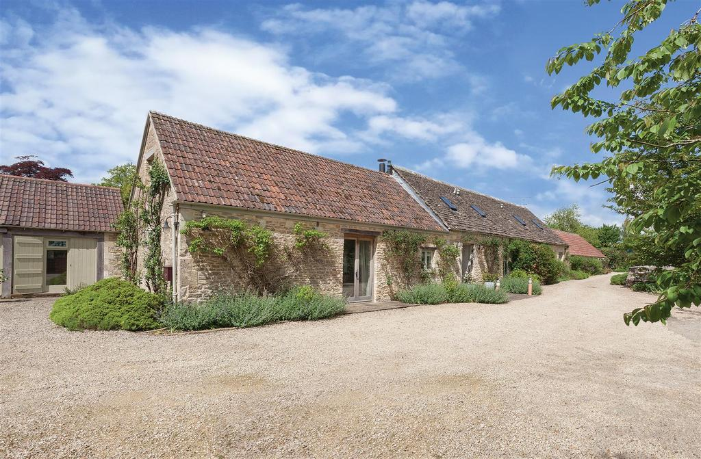 8 Bedrooms Barn Conversion Character Property for sale in Ampney St. Peter, Cirencester
