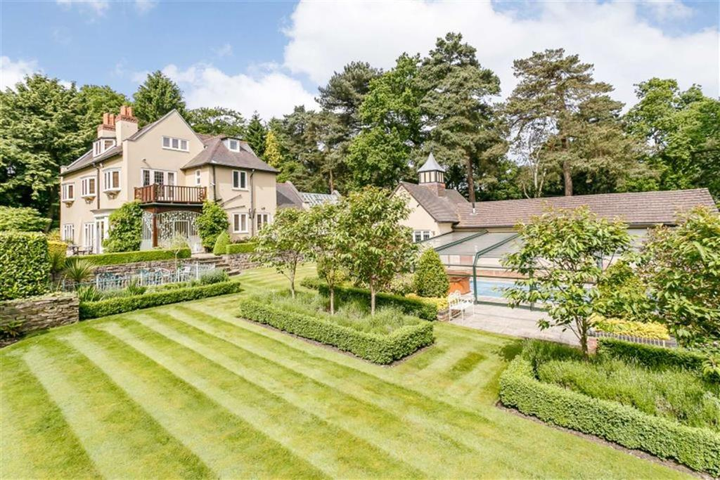 7 Bedrooms Detached House for sale in Streetly Wood, Sutton Coldfield