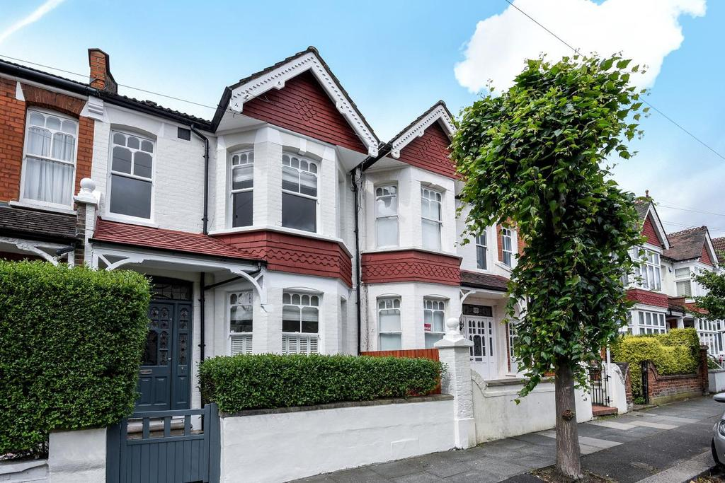 5 Bedrooms Terraced House for sale in Melrose Avenue, Wimbledon Park