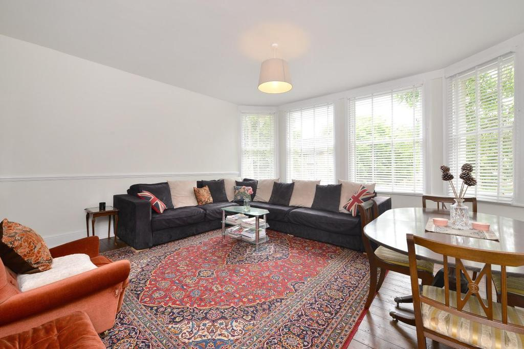 2 Bedrooms Flat for sale in Polworth Road, Streatham, SW16
