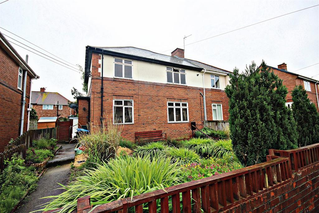4 Bedrooms Semi Detached House for sale in Viola Crescent, Sacriston, Durham
