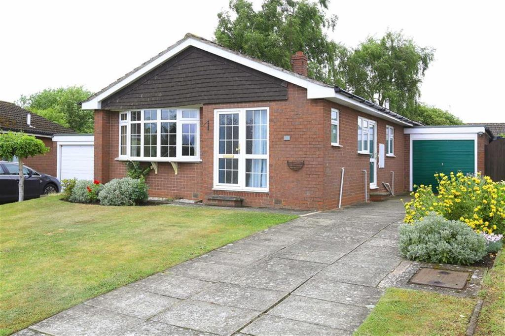 2 Bedrooms Detached Bungalow for sale in Broadways, Audlem Crewe, Cheshire