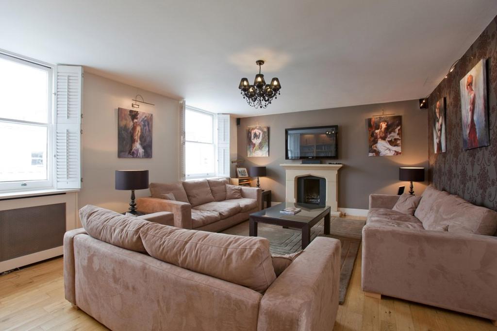 3 Bedrooms Flat for sale in Elvaston Place, London. SW7