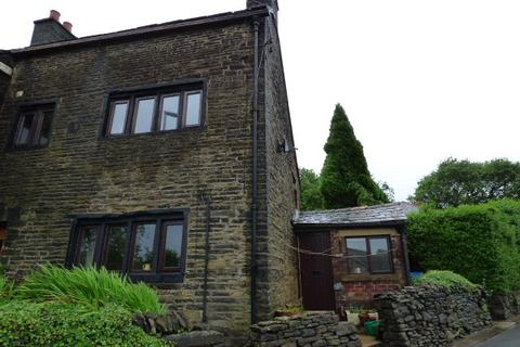 2 bedroom end of terrace house to rent - Grotton Cottages, Oldham Road, Grotton, Oldham, OL4