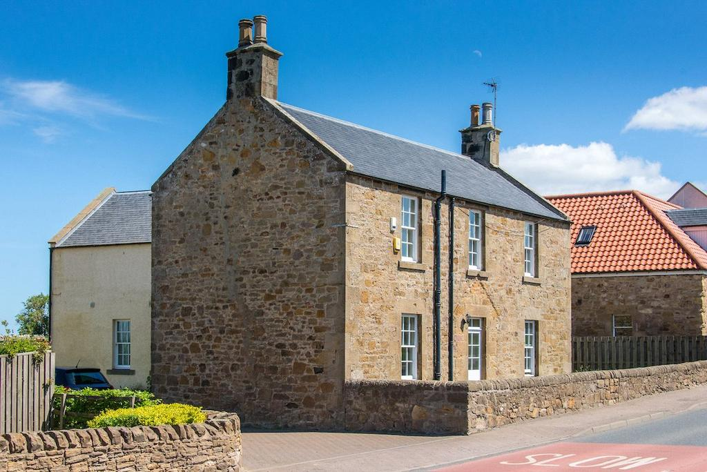 4 Bedrooms Detached House for sale in Whippielaw Farmhouse, Main Street, Pathhead, Midlothian, EH37