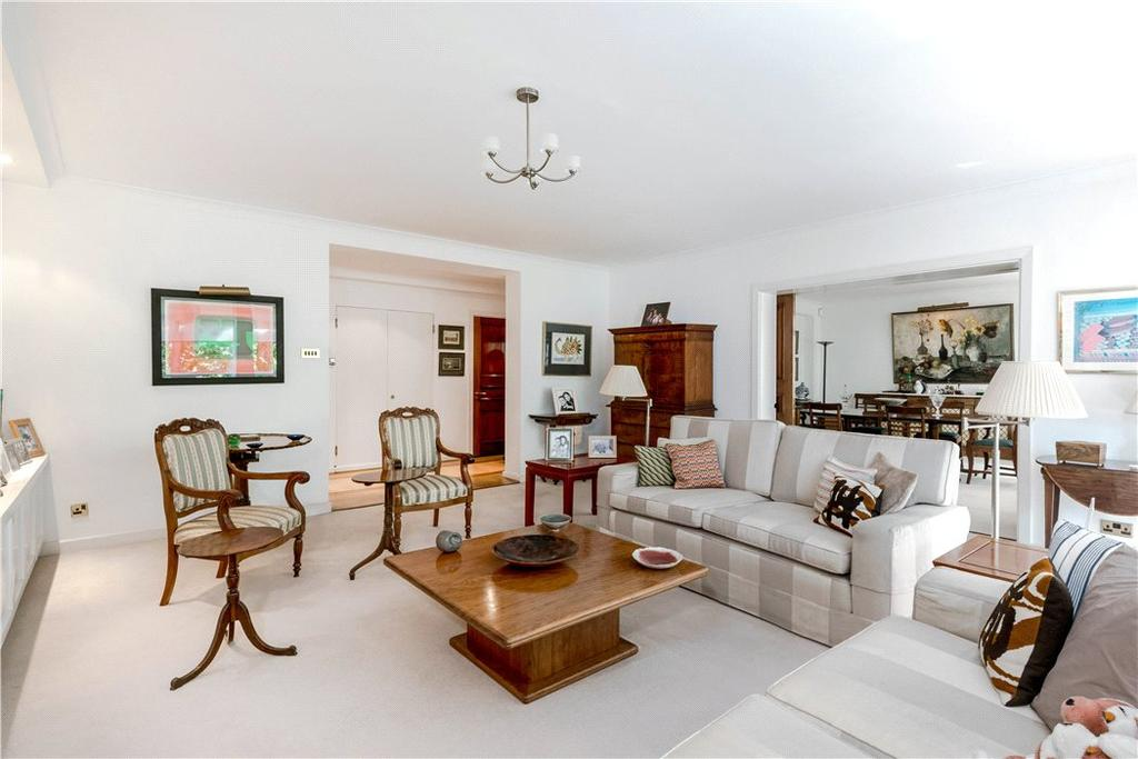 4 Bedrooms Flat for sale in Chelwood House, Gloucester Square, Hyde Park, London, W2